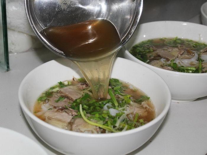 Вьетнамская еда на ФУкуоке