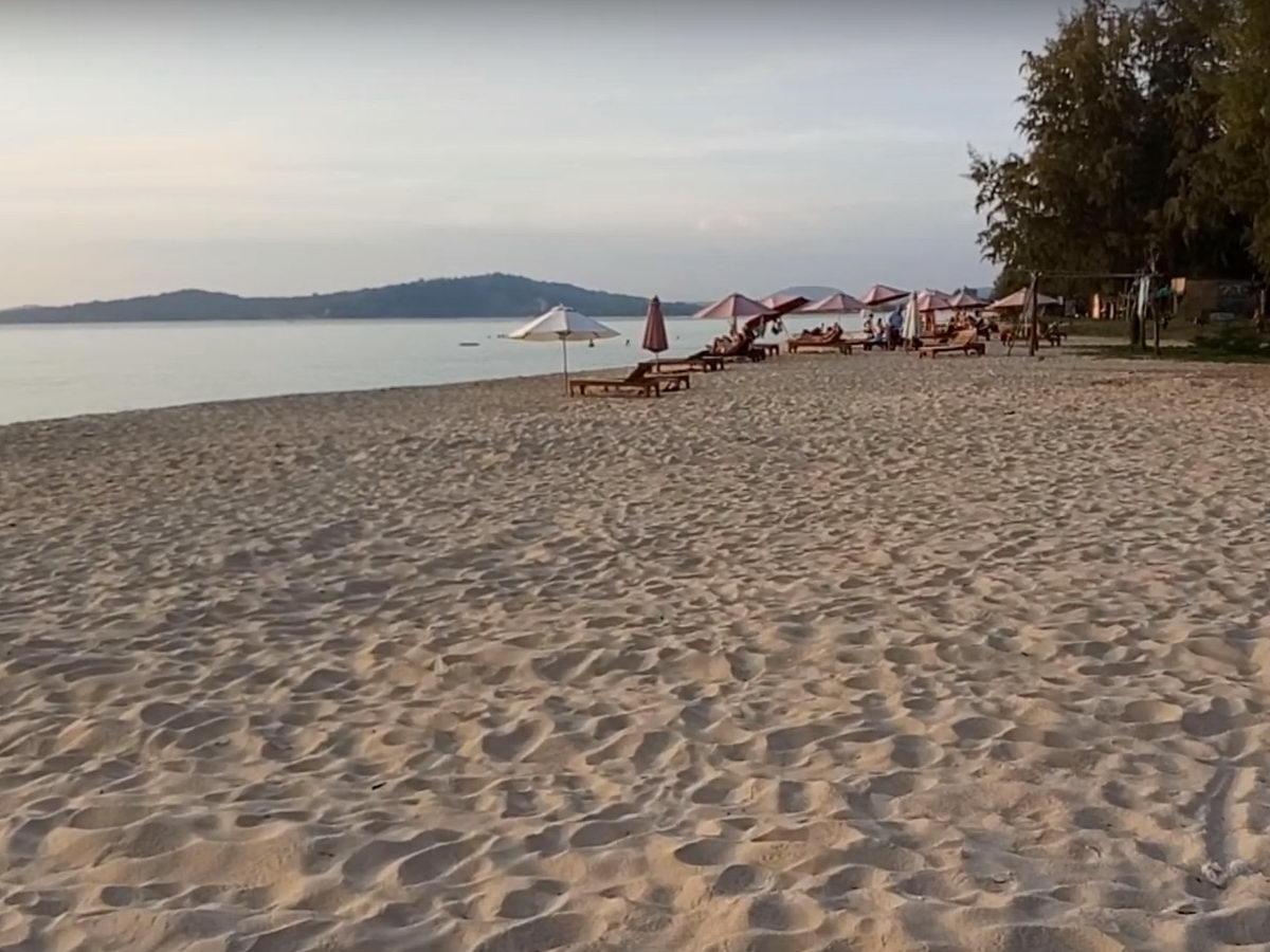 Фото пляжа Онг Ланг на острове Фукуок