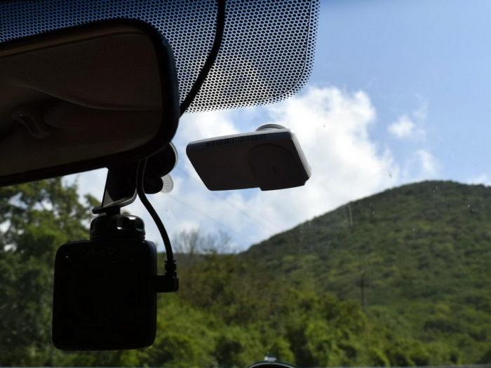 транспондер для платных дорог - установка