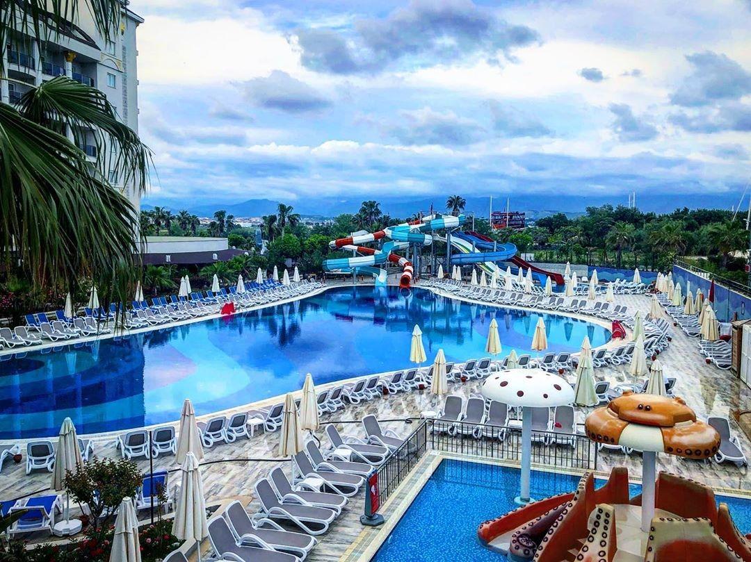 Лучшие отели Турции всё включено 4 и 5 звезд