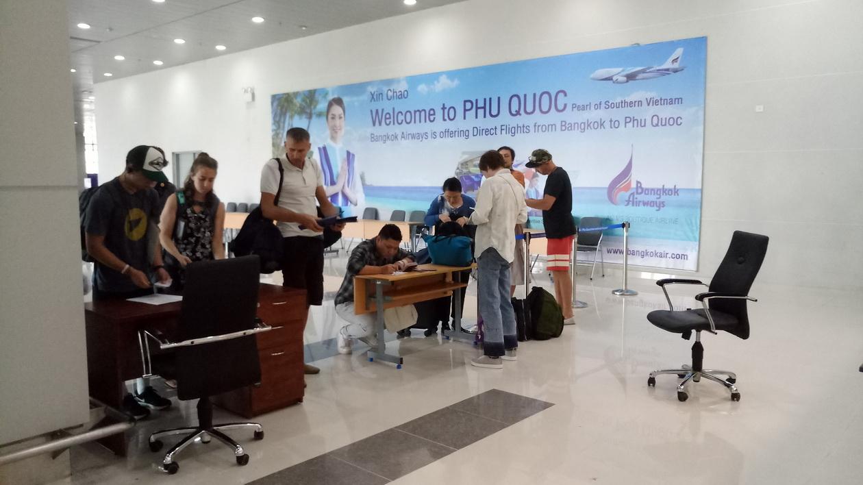 получение визы по прилёту в аэропорту фукуока
