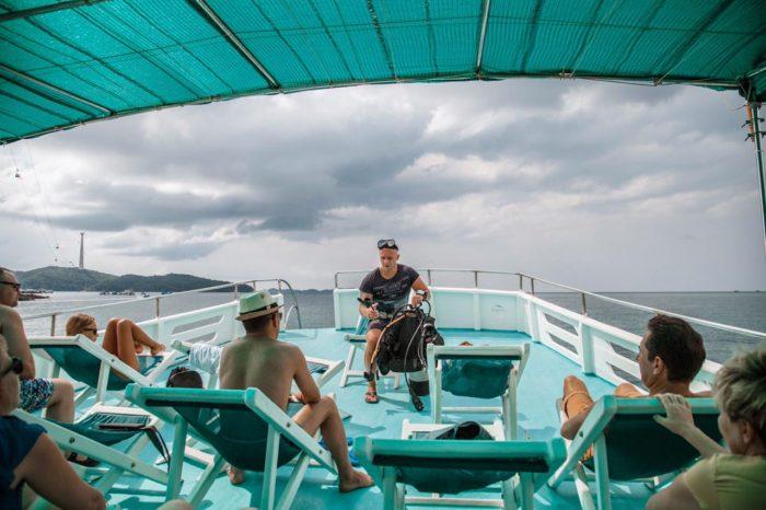 Морская прогулка на Фукуоке