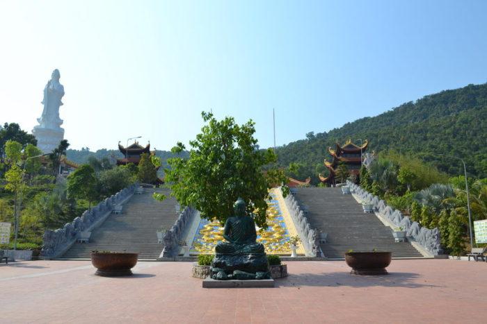 Пагода на острове Фукуок