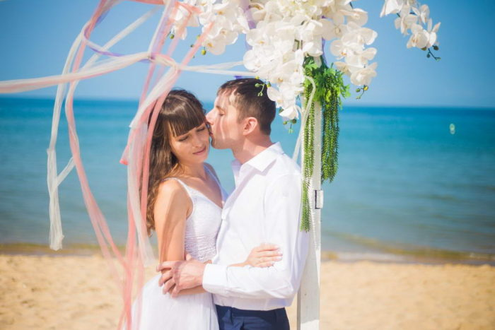 Свадьба на Фукуоке