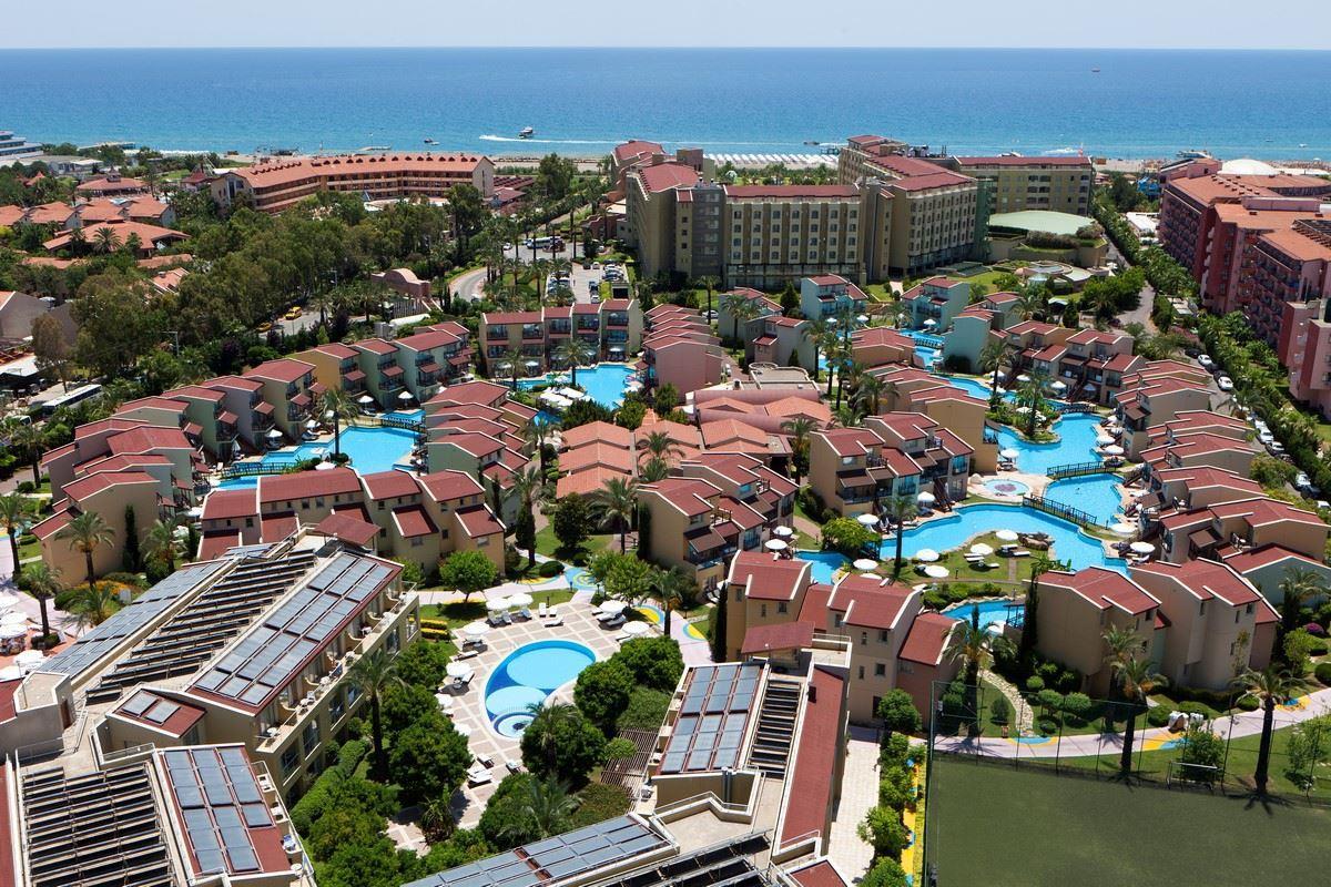 лучшие бюджетные отели в турции 4 и 5 звезд Silence_Beach_Resort