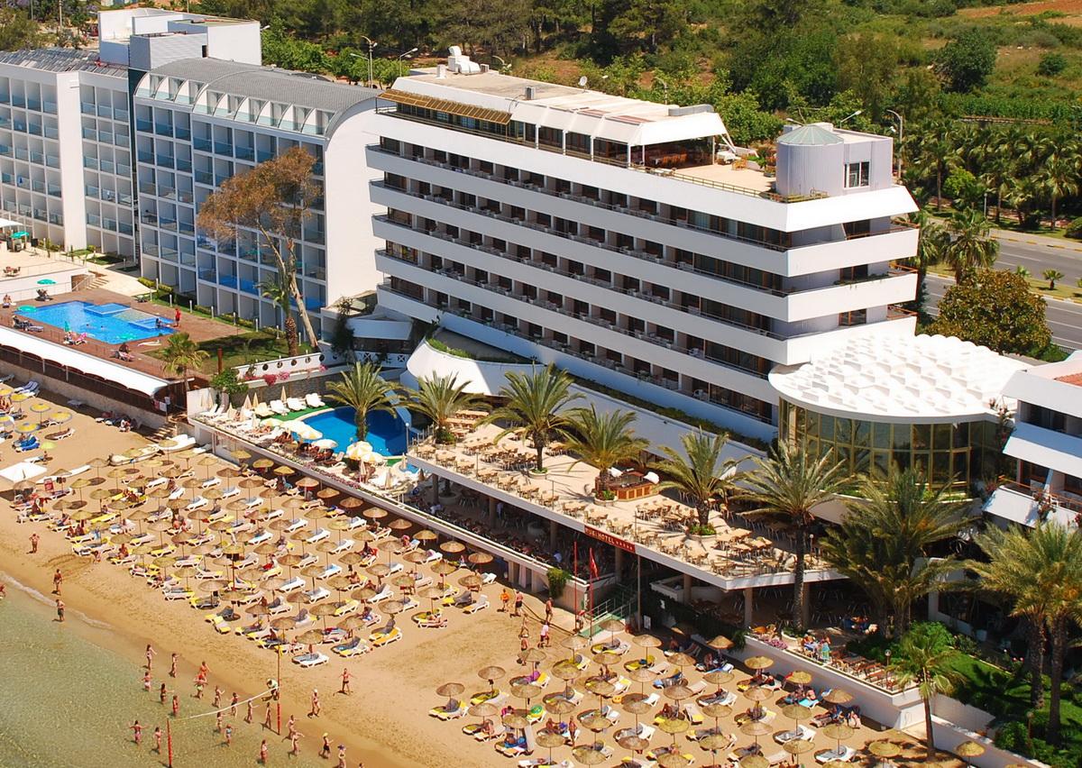 лучшие бюджетные отели в турции 4 и 5 звезд rubi