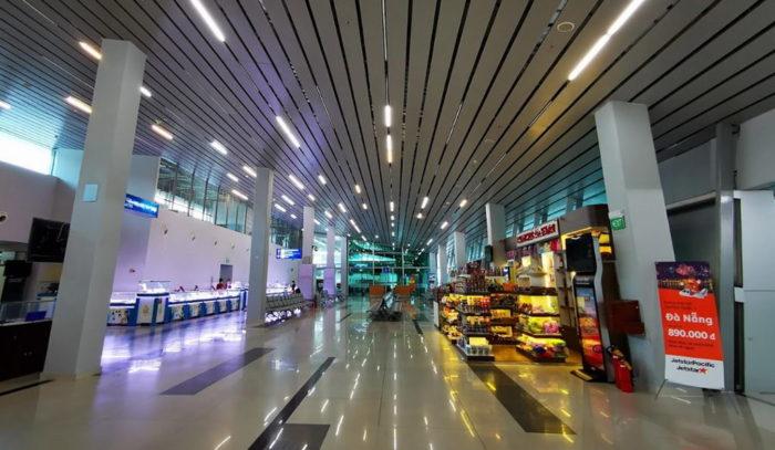 Фото Аэропорт Фукуок