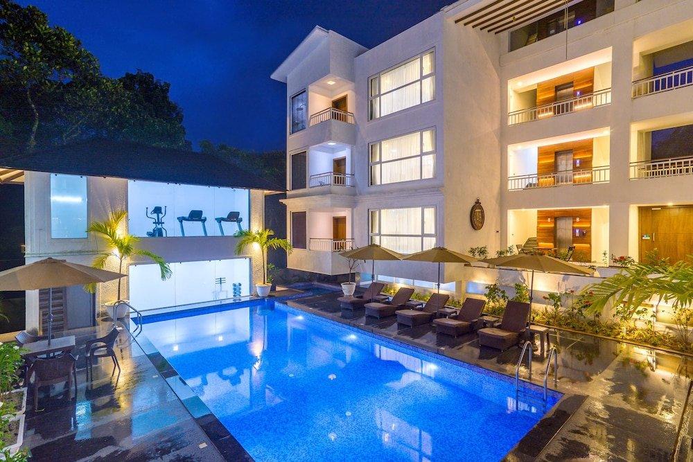хорошие и недорогие отели индии забронировать самостоятельноOkean_De_Goa