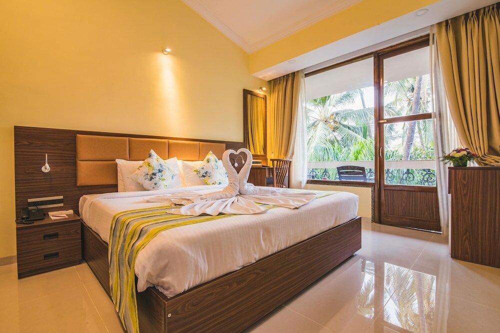 хорошие и недорогие отели индии забронировать самостоятельно Quality_Inn_Ocean_Palms_horohie_oteli_indii