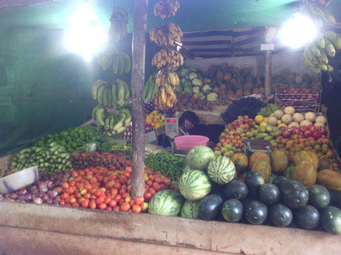 Цены на Фрукты в Гоа