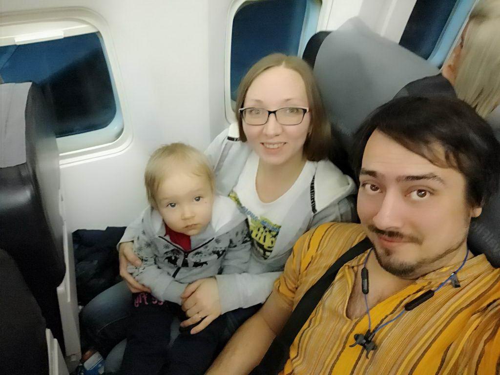 Полёт Роял Флайтом в Гоа