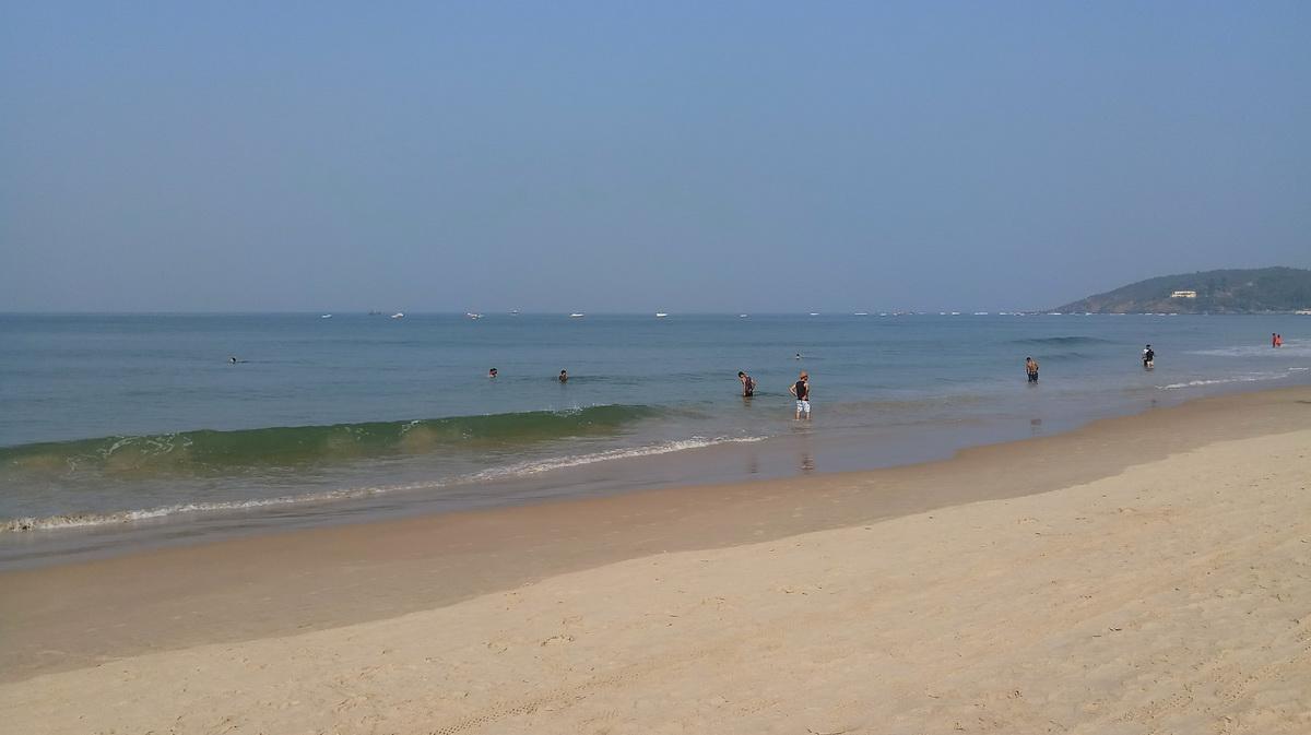 отдых с детьми в Индии в гоа 2020 отзывы пляж калангут
