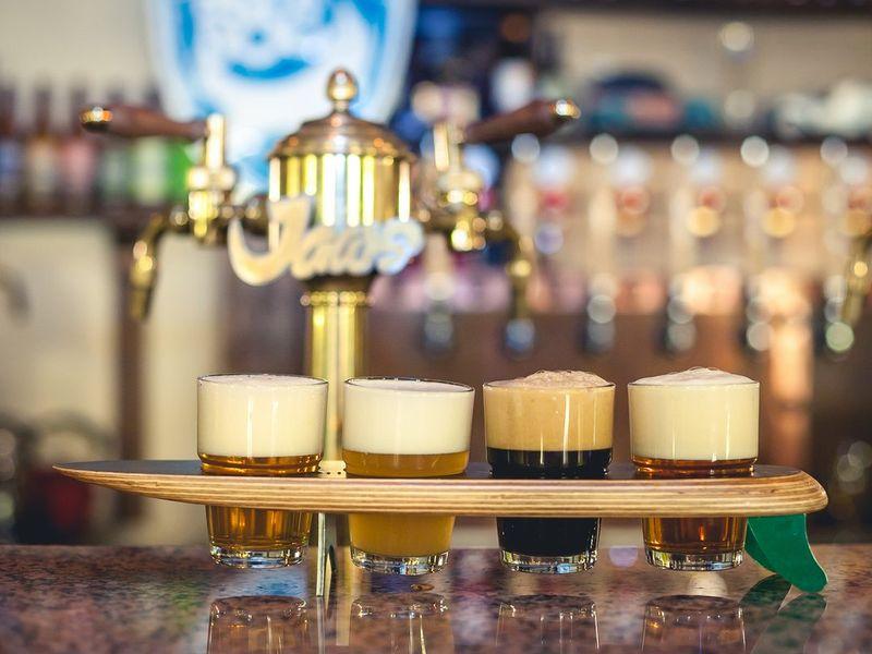 Экскурсия по пивоварням праги в чехии 2020