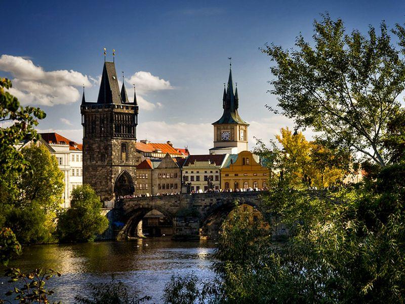 экскурсии по праге в чехии 2020 обзорная