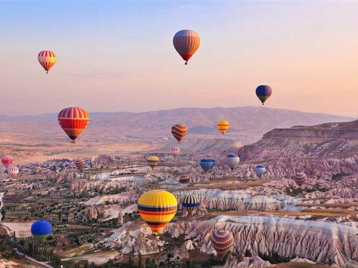 воздушные шары каппадокии экскурсия 2020 года 2021 года