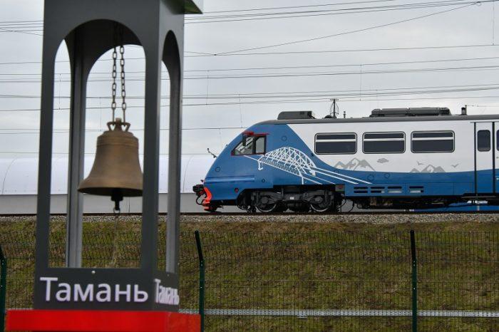 электричка с керчи в анапу и из Анапы в Керчь в 2020 и 2021 году цена маршрут расписание