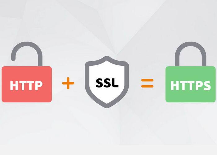 переход с HTTP на HTTPS
