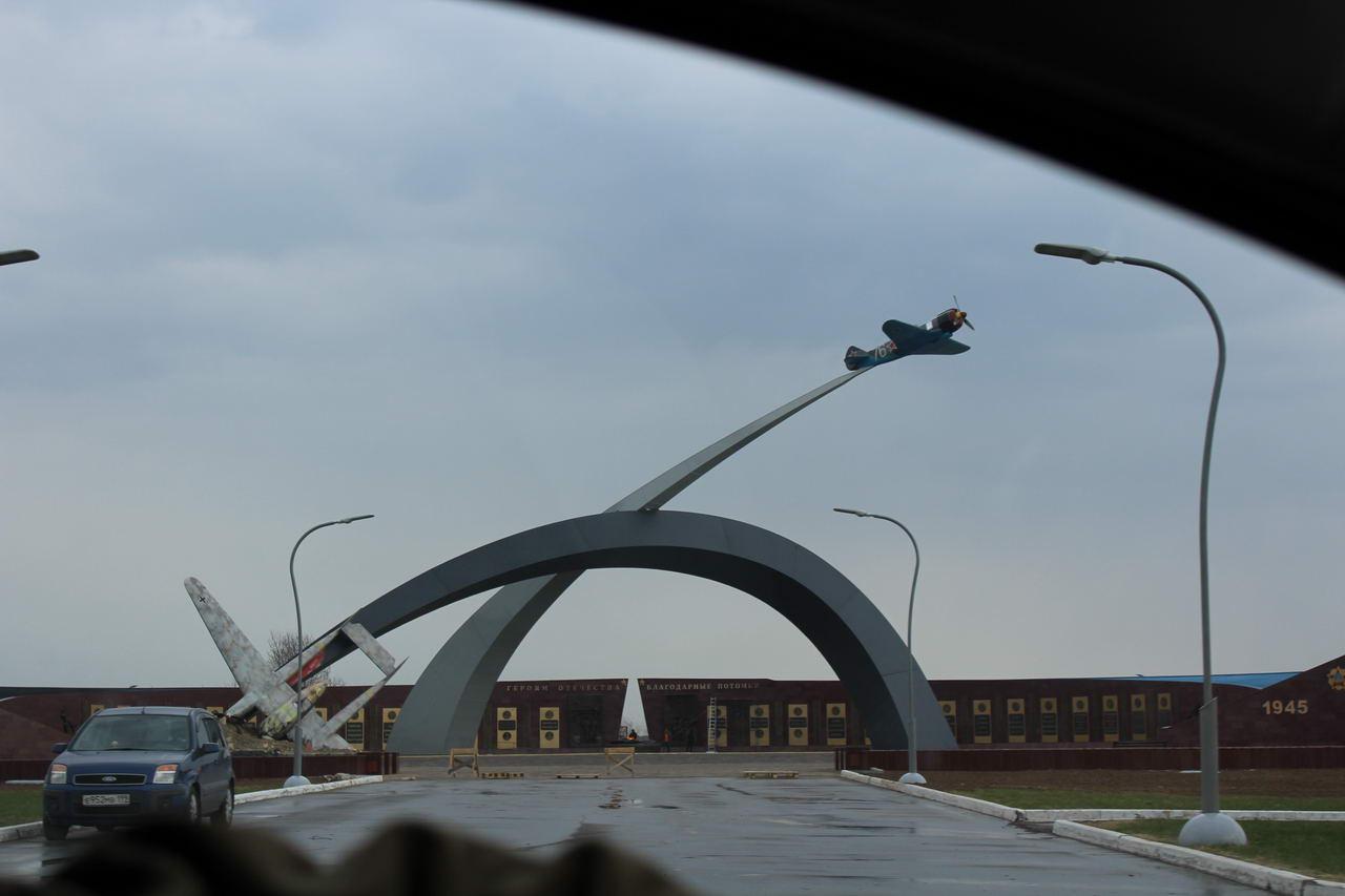 что посмотреть по дороге в Крым из Москвы Тула