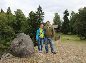 что посмотреть по дороге в питер и в карелию музей василево