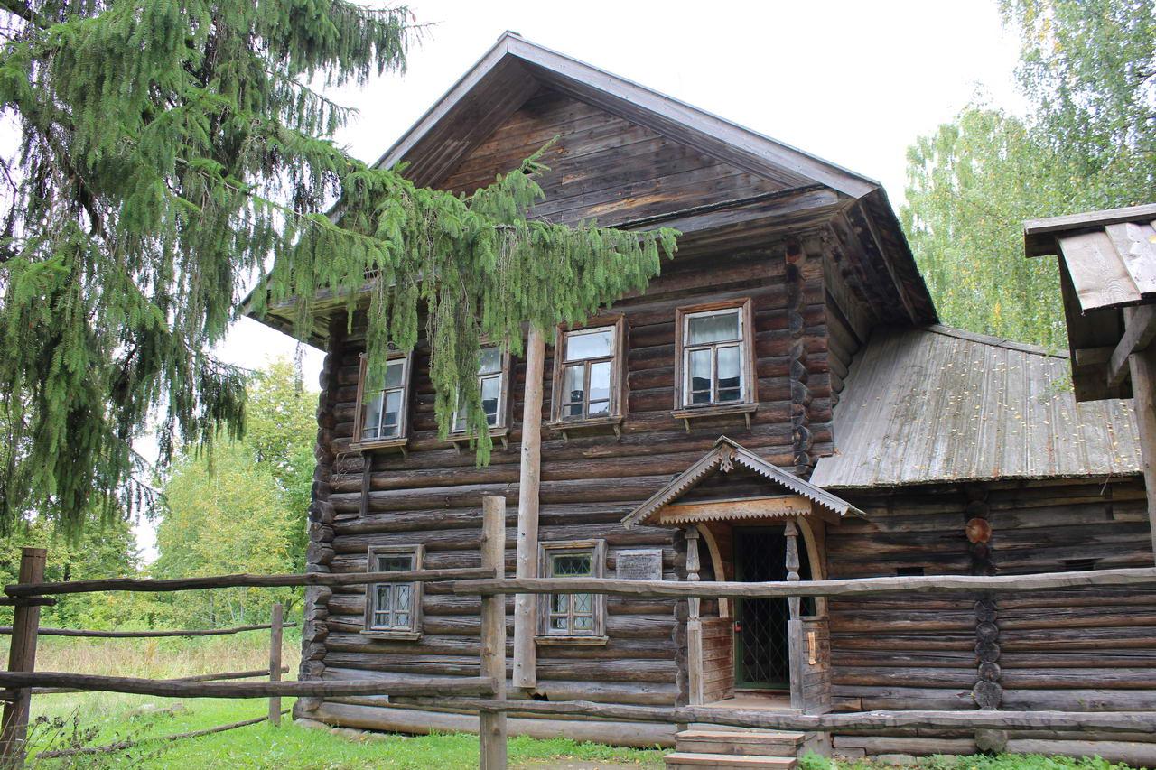 что посмотреть по дороге в питер и в карелию музей василево дом трактир