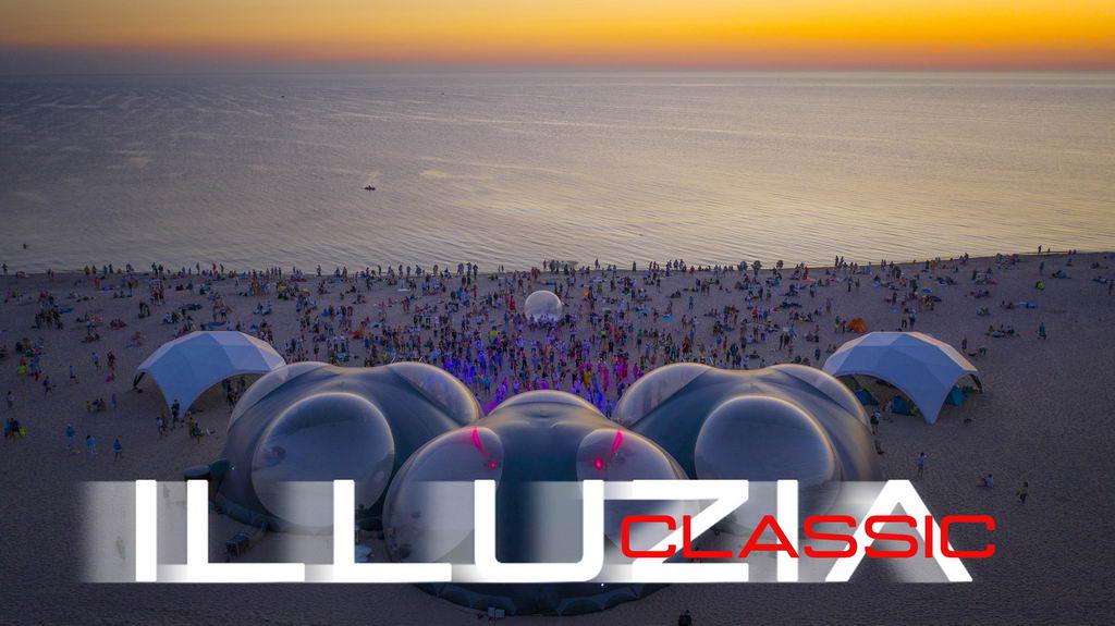 Казантип 2021 - Иллюзия в Янтарном