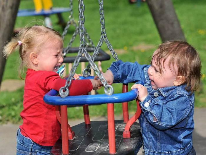 учить ли детей давать сдачи
