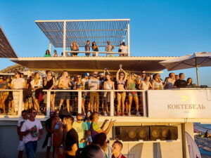В Крыму закрыли Фестиваль Z-city