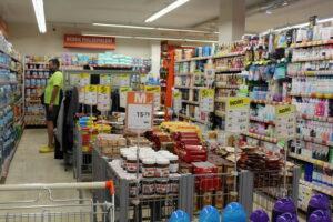 Цены на продукты в Турции