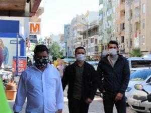 масочный режим в Турции