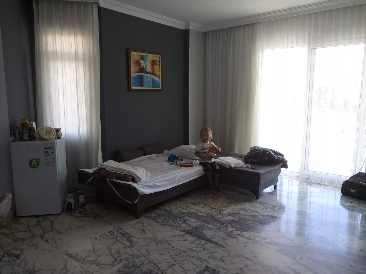 аренда квартиры в Турции на длительный срок