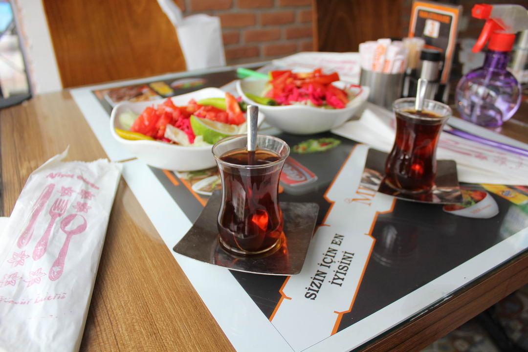 кафе в Турции в 2020 году и 2021 что можно покушать