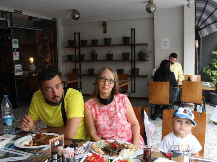 кафе в Турции в 2020 году и 2021 что можно покушать бюлда