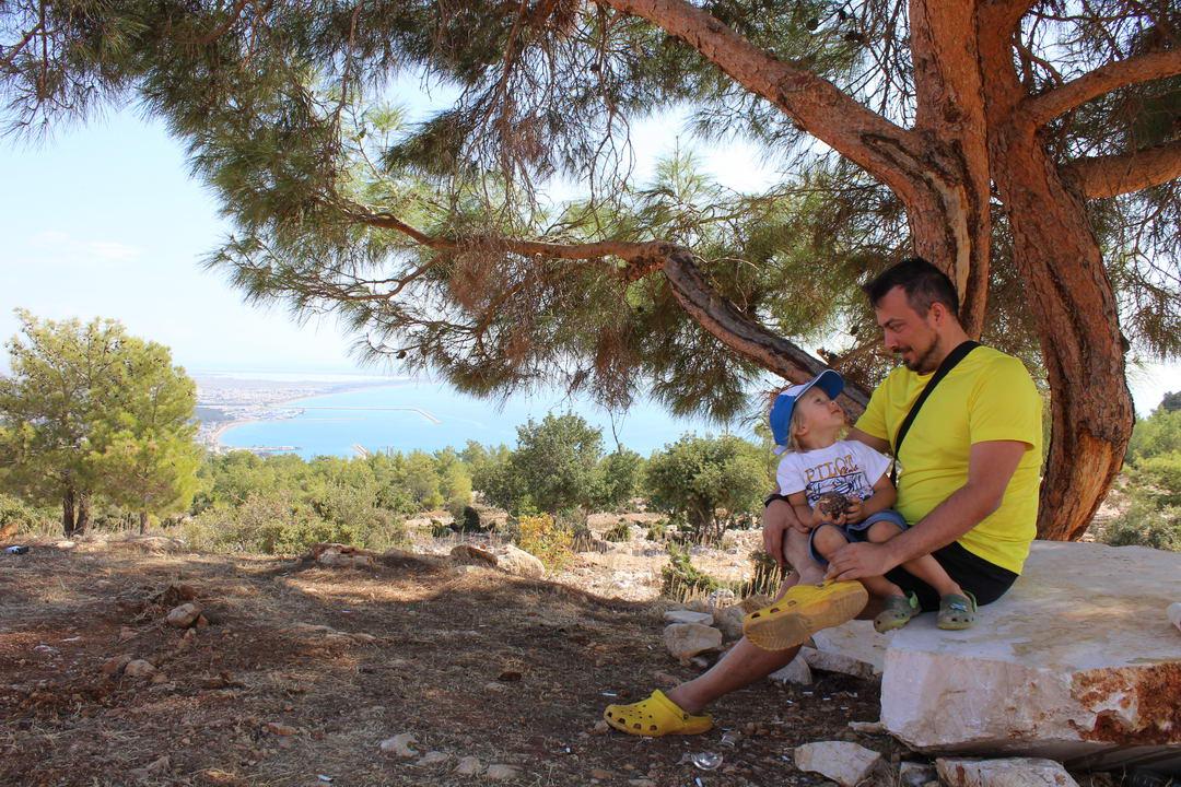 что посмотреть в Турции в провинции Мерсин рядом с Ташуджу крепость Токмар пляжи город залив