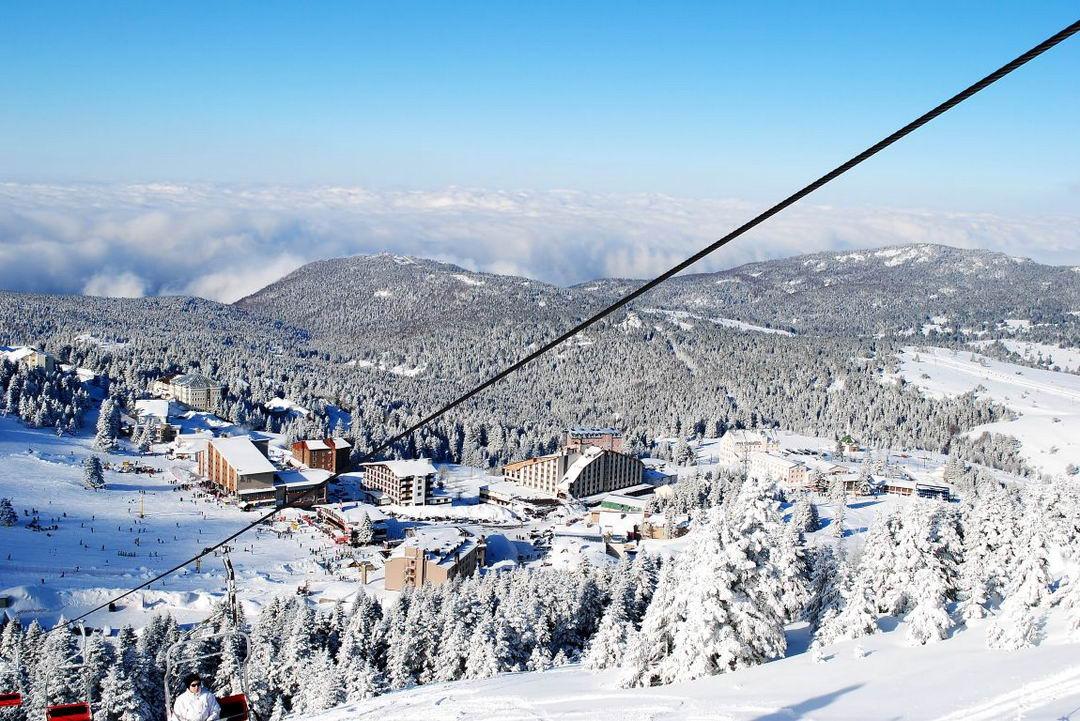 погода в Турции в феврале на горнолыжных курортах