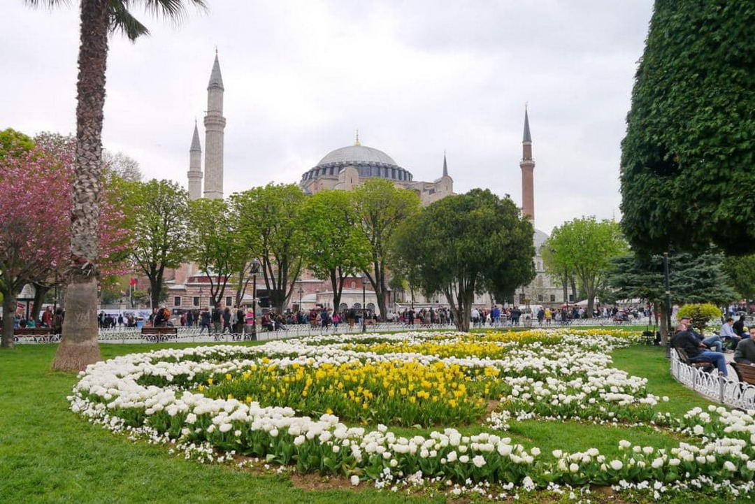 погода в Турции в марте Стамбул