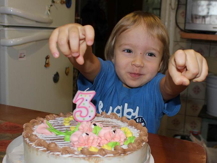 Три года ребенку - что изменилось
