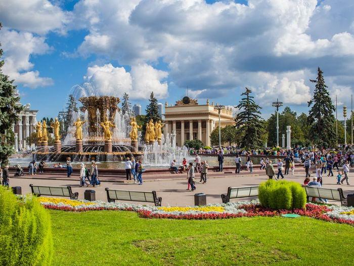 Чем заняться летом в Москве