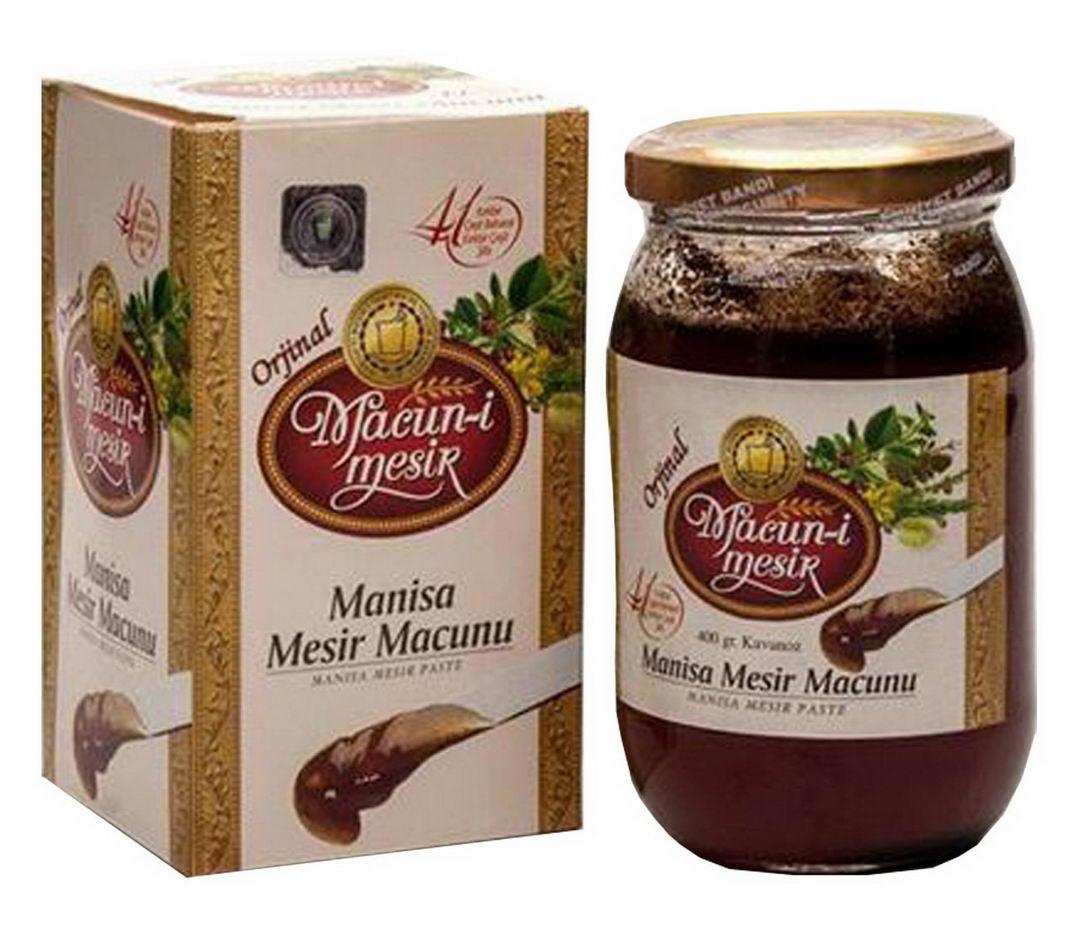 что купить в Турции паста месир