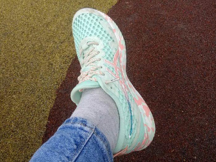 Выбор беговых кроссовок Asics Gel Noosa