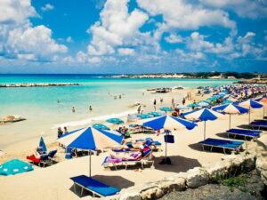 на Кипр с прививкой можно в отпуск без ПЦР теста с 10 мая 2021