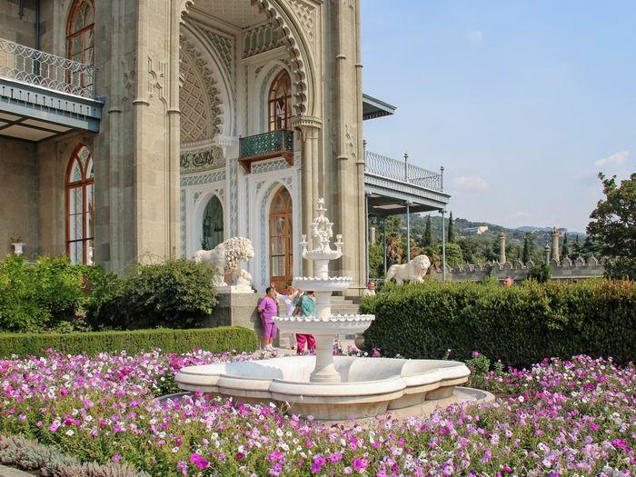 что посмотреть в Крыму достопримечательности Крыма Дворцы Ялты