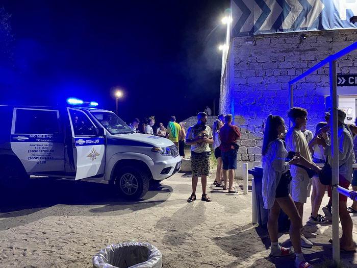Закрытие Z-fest в Крыму на Казантипе