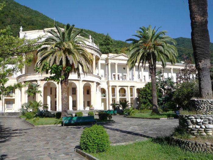 Санатории Абхазии