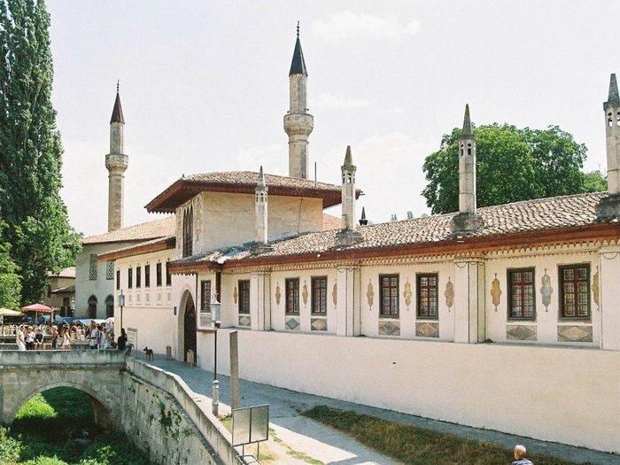 Что посмотреть в Крыму - ханский дворец