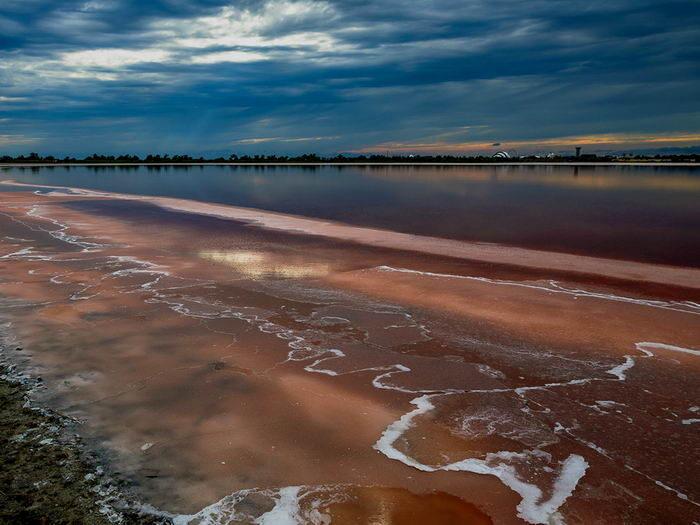 Что посомтртеь в Крыму - озеро ойбургское