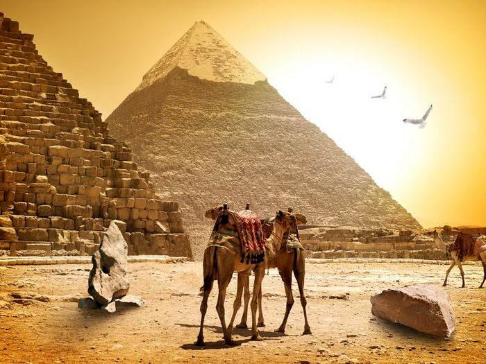 Экскурсии в Египте в октябре