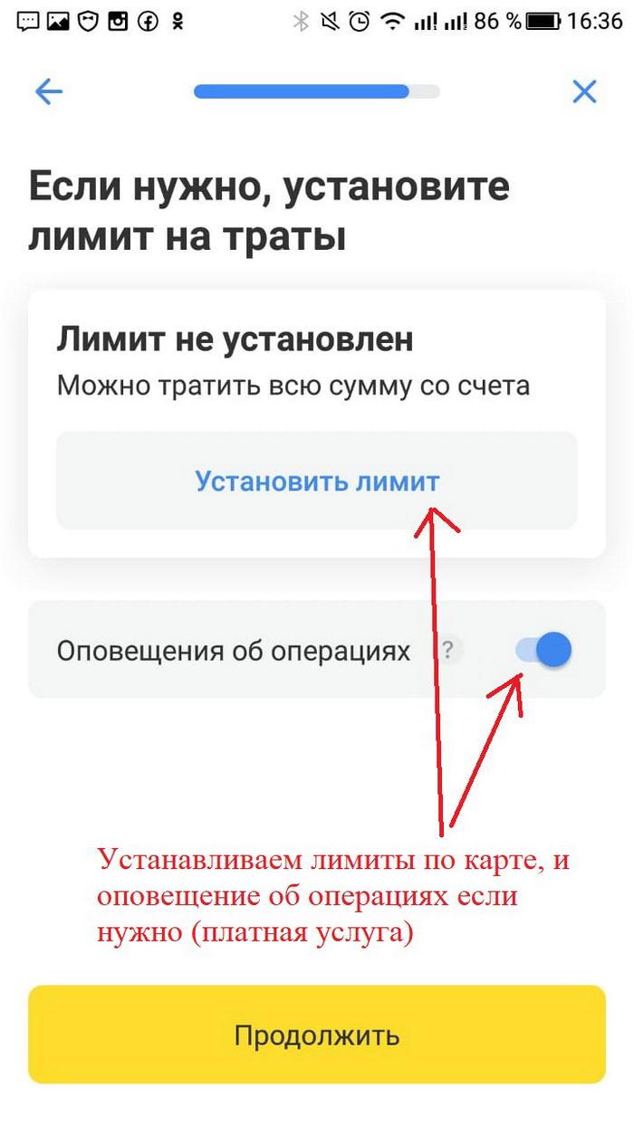 Выбираем платёжную систему, в этом пункте важен не дизайн, а выбор МИР, Мастер кард или Виза. Я себе в личном кабинете не смогла увидеть этот выбор, а здесь через мобильное приложение сделала виртуальную карту Тинькофф МИР, как показано на фото ниже и в данной инструкции.