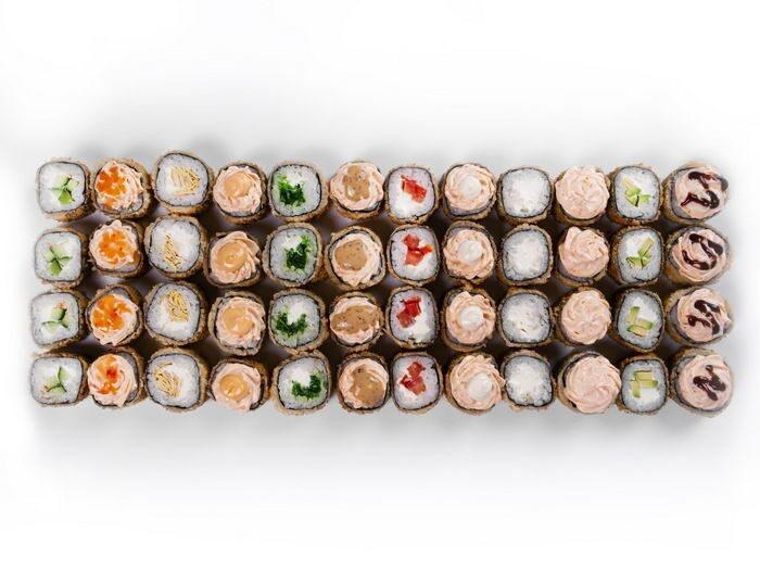 Суши и роллы в Оранжевом экспрессе Подольск