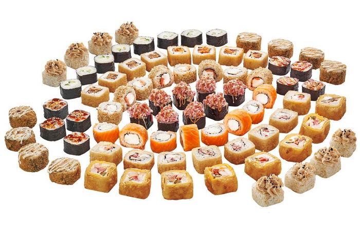 Суши Точка Подольск - доставка суши и роллов
